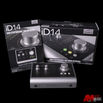 Audient ID14 USB 2.0 Interface and Monitor System