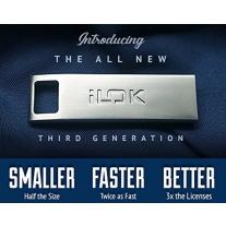 PACE iLok 3rd Generation USB Software Authorization Key