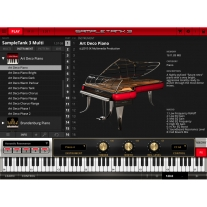IK Multimedia SampleTank 3 Art Deco Piano