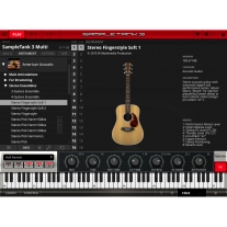 IK Multimedia SampleTank 3 - American Acoustic