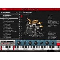 IK Multimedia SampleTank 3 - Terry Bozzio Drums