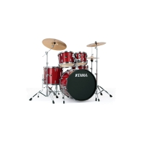 Tama IP52KC 5-Piece Imperialstar Ready to Rock Kit in Candy Apple Mist