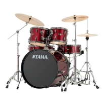 Tama IP52NBCVTR Imperialstar 5-Piece Complete Kit in Vintage Red