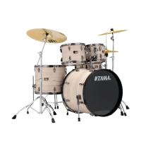 TAMA Imperialstar Limited Edition 5-Piece Drum Kit in White Birch Wrap
