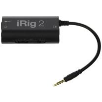IK Multimedia iRig 2 Guitar Interface Adaptor