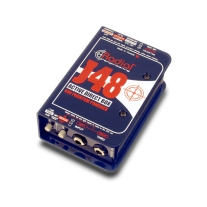 Radial Engineering J48 - Single Chanxnel Active Direct Box