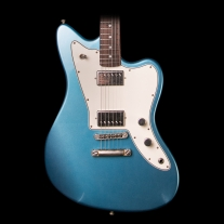 Fano JM6 Standard Humbuckers Ice Blue Metallic Guitar