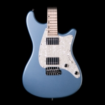 John Page Classic Ashburn HH Pelham Blue - Maple Neck w/ Gigbag