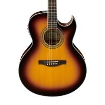 Ibanez JSA5 Joe Satriani - Vintage Burst