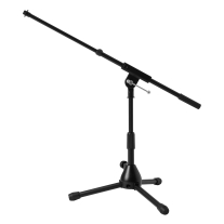 Ultimate Support JS-MCTB50 JamStands Series Short Mic Stand w/ Telescoping Boom