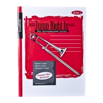 Jump Right In The Instrumental Series for Trombone Book One