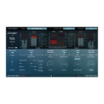 Flux Junger Audio Level Magic Multichannel Plug-In