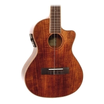 Kala Koa Acoustic Electric Tenor Cutaway Ukulele