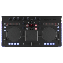 Korg KAOSS DJ USB DJ Controller with Kaoss F
