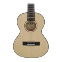 Kala KA-SSTU-T Tenor Travel Ukulele Solid Spruce Top