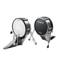 Used Roland KD-140-BC V-Kick Drum Kick Trigger in Black Chrome
