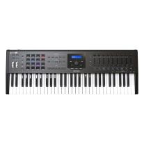 Arturia KeyLab 61 MKII Keyboard Controller (Black)