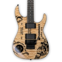 ESP LTD KH Ouija Kirk Hammet Signature Model Electric Guitar in Natural