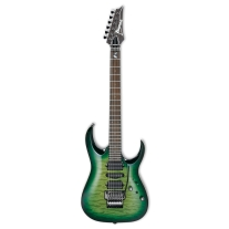 Ibanez KIKO200 Kiko Loureiro Signature Electric Guitar in Green Mist Burst
