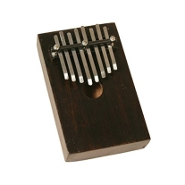 Kalimba Box with 8 Keys (Black)