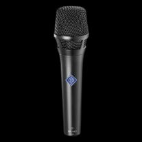 Neumann KMS104D Digital Handheld Stage Microphone Black