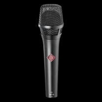 Neumann KMS105 Supercardiod Vocal Condensor Microphone in Black