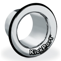 Kickport Bass Drum Sound Enhancer in Chrome
