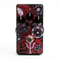 Keeley PSI Fuzz Op-Amp Germanium Hybrid MUFF-Style Fuzz Pedal