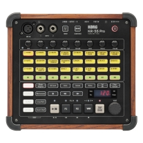 Korg KR55PRO Multi-Function Rhythm Machine with Mixer/Recorder Functionality