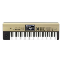 Korg Krome 61 Keyboard Limited Edition Gold 61-Note Workstation