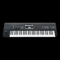 Korg KROME 61 61-Note Key Workstation Keyboard Semi Weighted Keys