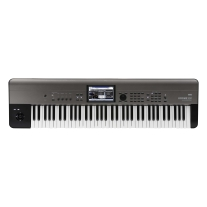 Korg KromeEX73 73-Key Synthesizer with New Sounds and PCM