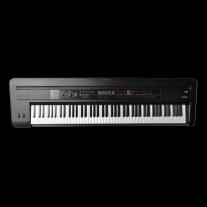 Korg KROSS 88 Synthesizer Workstation Keyboard Black KROSS88