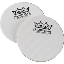 "Remo KS-0004-PH 4"" Falam Slam Kick Drum Slam, 2-Pack"