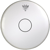 "Remo KS0213C2 13"" Falams II Marching Snare Drum Head, Smooth White"