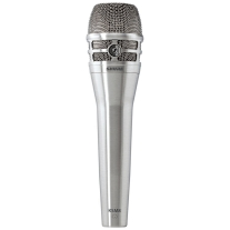 Shure KSM8/N DualDyne Cardioid Dynamic Handheld Vocal Mic Nickel