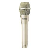 Shure KSM9 Champagne Cardioid Handheld Condenser Microphone