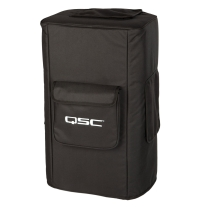 QSC KW122 Padded Cover with Heavy Duty Nylon