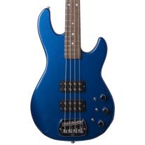G&L l2000 Midnight Blue Metallic Bass w/ Case