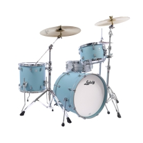 Ludwig L26223TX3r NeuSonic 3pc Outfit In Skyline Blue
