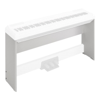 Yamaha - L85 Keyboard Stand - White