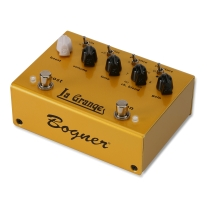 Bogner Lagrange Overdrive and Boost Pedal