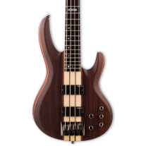 ESP LTD B-4E B Series 4 String Electric Bass in Natural Satin