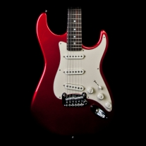 G&L Legacy Candy Apple Red w/ Case