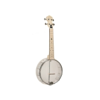 Gold Tone Little Gem Banjo Ukulele in Clear