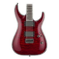 ESP LTD H-1000QM - See Thru Black Cherry