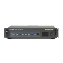 Hartke LH1000 Bass Amplifier