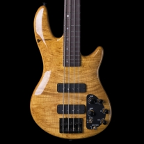 ESP LTD H‑1004Se Honey Natural 4‑String Bass