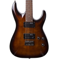 ESP LTD H-101FM DBSB Horizon FM Dark Brown Sunburst Guitar