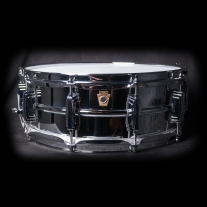 Ludwig LM400 Supra Phonic 5x14 Chrome Snare with Imperial Lugs